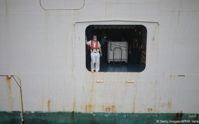 Marine Blog; Covid-19.Patience running out for fatigued seafarers